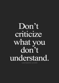 dontcriticizewhatyoudontunderstand
